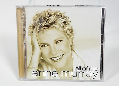 Anne Murray - All Of Me CD 2 Disc Set NEW SEALED