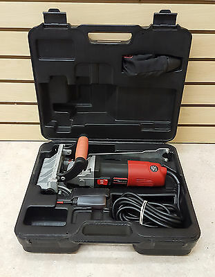 Great Used Freud Avanti Js104 Biscuit Joiner Kit With Case