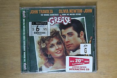 grease the soundtrack from the motion picture by various