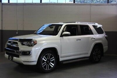 2015 Toyota 4Runner  2015 TOYOTA 4RUNNER LIMITED, 3RD ROW SEAT, LOADED, SERVICED!!!