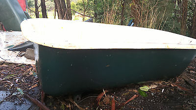 Vintage Cast Iron Claw Foot Bath (pickup only)