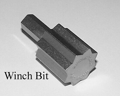 Winch Bit Makes Your Sailboat Winch Electric - No Handle Required