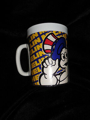 Vintage Michelin Man Thermo Serv Cup