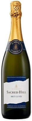 De Bortoli `Sacred Hill` Sparkling Brut NV (6 x 750mL), Riverina, NSW.