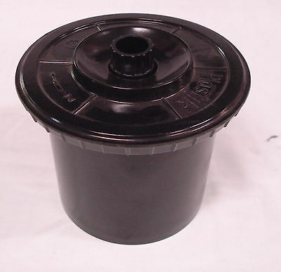 Film Processing Tank - Made of Bakelite - Plastik