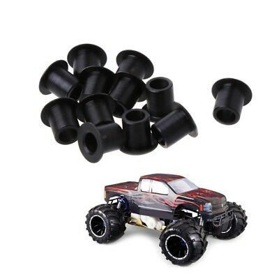12 Pcs HSP Racing 02101 Steering Bushing Plate Spare Parts For 1/10 RC Model Car