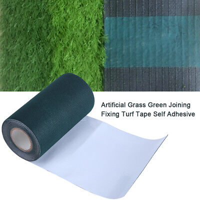 Artificial Grass Joint Seaming Tape Self Adhesive Synthetic Turf Lawn Garden BD