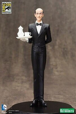 New Kotobukiya SDCC 2015 Ltd Edition 1/10 Batman Alfred Pennyworth Figure