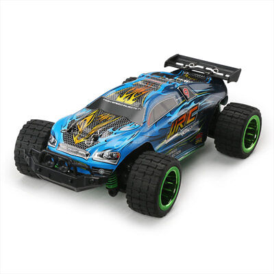 Cross Country Toys Car Kids Adults Outdoor Activities Remote Control Blue Green