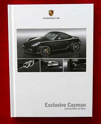porsche cayman prospekt katalog eur 11 50 picclick de. Black Bedroom Furniture Sets. Home Design Ideas