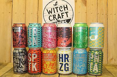 Magic Rock Brewing & North Brewing Co Craft Beer - Mixed Case 12x330ml DADS GIFT