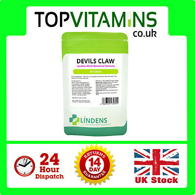 Devils Claw Formula 90 Tablets ✰ Anti Inflammatory Arthritis Joint Pain Gout ✰