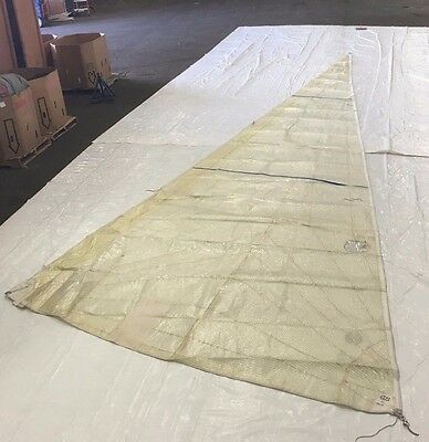 Laminate Genoa Stay Sail in Good Condition 38.2 ft Luff