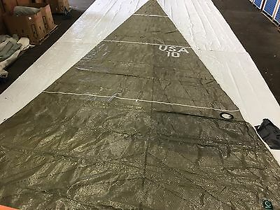 Laminate Headsail by Quantum Excellent Condition 54 ft Luff