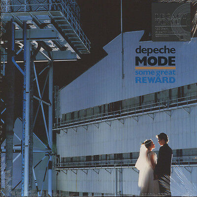 Depeche Mode - Some Great Reward - 180gram Vinyl LP *NEW & SEALED*