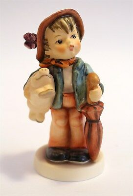 "Hummel Figurine Limited Edition #335/0 ""Lucky Boy"" 4 1/2"" TMK-7 in Box"