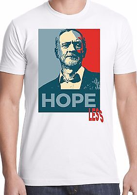 Funny political Labour Leader Men/'s T-shirt from FatCuckoo SUPER JEREMY CORBYN