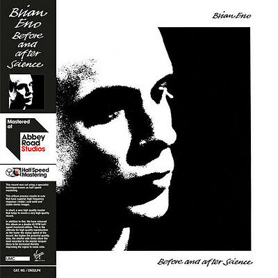 Brian Eno - Before & After Science - Half-Speed Mastered 2xVinyl LP (New Sealed)