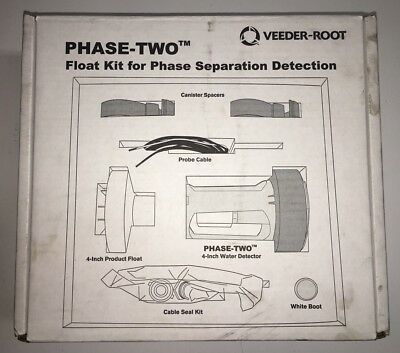 Veeder-Root Phase 2 Gas Float Kit 886100-000 TLS-350 Gilbarco