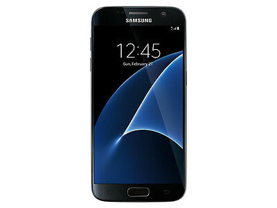 Samsung Galaxy S7 SM-G930T - 32GB - Black (T-Mobile Unlocked) Smartphone