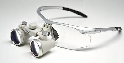 NEW Grobet 29.451 Economical Optic Setter's Safety Glasses 3.5X Magnification