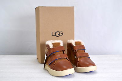 Toddlers UGG 1012417TT/CHE Rennon High Top Sneaker Chestnut