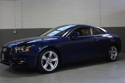 2013 Audi A5  BEAUTIFUL 2013 AUDI A5 2.0T QUATTRO, LOADED WITH OPTIONS, JUST SERVICED!!!