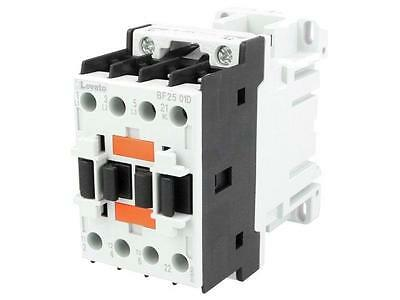 BF2501D024 Contactor3-pole Auxiliary contacts NC 24VDC 25A NO x3 DIN