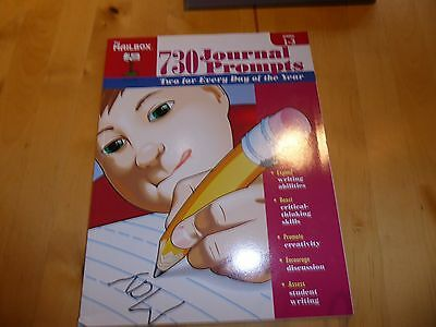 730 Journal Prompts - grade 1 - 3, MailBox publish
