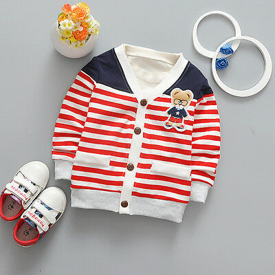 Toddler Infant Baby Boys Clothes Clothing Jacket Kids Boy Jackets Coat Outerwear