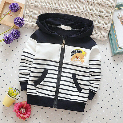 Toddler Baby Boys Tops Clothes Clothing Jacket Kids Boy Jackets Coat Outerwear