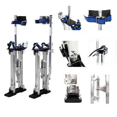 "Drywall Stilts Painters Walking Taping Finishing Tools- Adjustable 15"" - 23"""