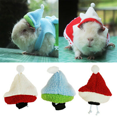 Hat Festival Christmas Animal Selfie Hamster Fabric Remnant Cap