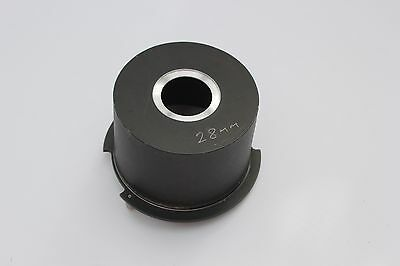 Devere 504 Recessed Lens Panel With 33Mm Hole For 28Mm Lens