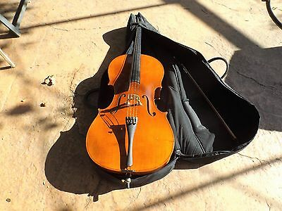 Paganini Student Model Cello, 4/4 Size