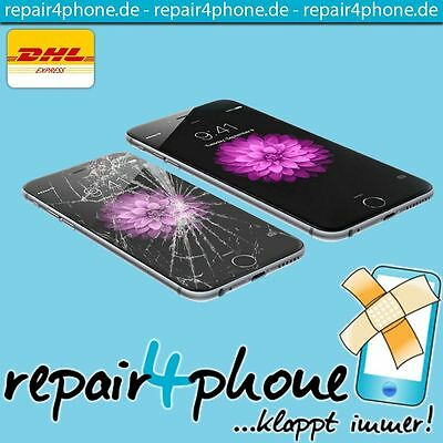Reparatur iPhone 6 - Display Glas / Frontscheibe Reparatur Qualitäts Display