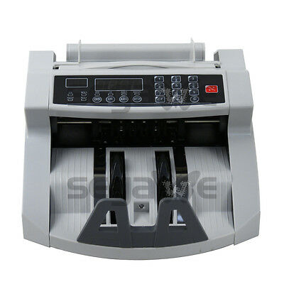 Segawe Money Counter with UV Detection, Counting 1,000 Bills per-minute New