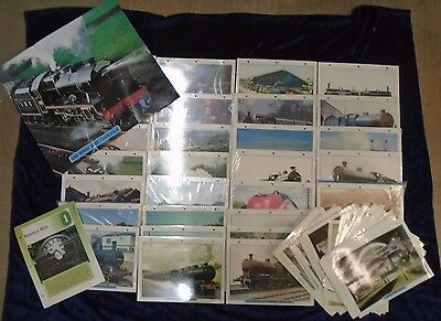 29 Railway Legends Card Systems ** Free Uk Post ** Paperbacks*
