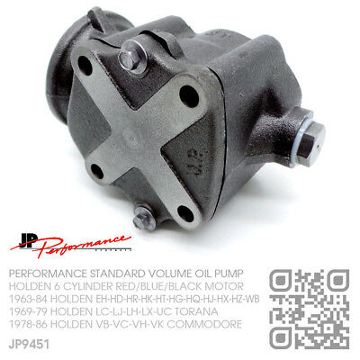 Std Volume Oil Pump 6 Cyl 161-173-186-202 Motor [Holden Lc-Lj-Lh-Lx-Uc Torana]