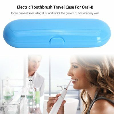 Electric Toothbrush Travel Case Hard Toothbrush Protective Case for Oral-B PM