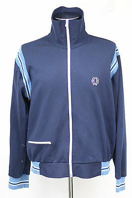 GIACCA VINTAGE FRED PERRY TENNIS ANNI 70 retrò jacket MADE IN ITALY size L  961