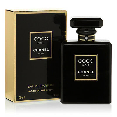 Authentic Chanel Coco Noir, Eau De Parfum, 100ml, Brand New in Box