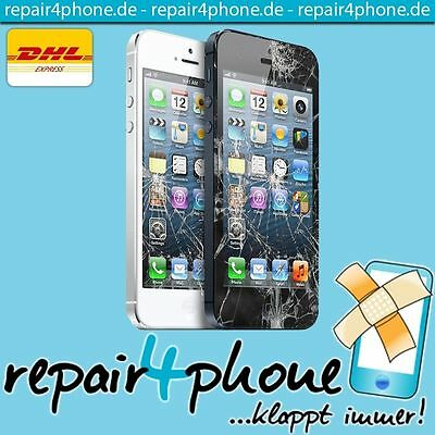 Reparatur iPhone 5s - Display Glas / Frontscheibe Reparatur Qualitäts Display