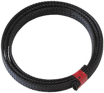 "AeroFlow PET Flex Braid Heat Sleeve 1 Meter, Up TO 1/2"" I.D, Tight Weave High Co"