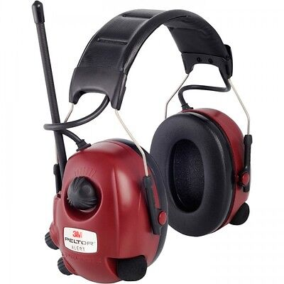 3M Peltor Alert Radio Headset M2RX7A2-01 New Free UK Mainland Next Day Ship