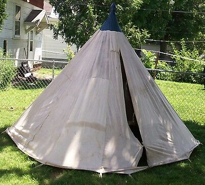 Rev Civil War Repro Bell Arms Tent US Army British F&I Medieval Sibley French CS