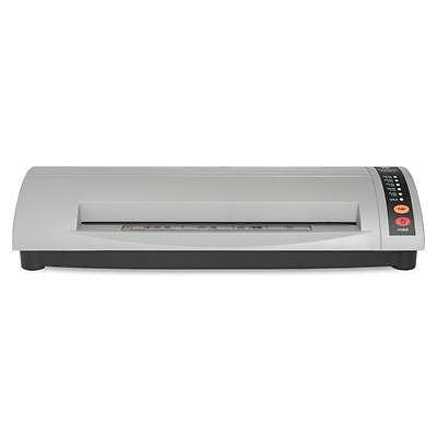 "Business Source Document Laminator to Menu Size 12"" Putty 20876"
