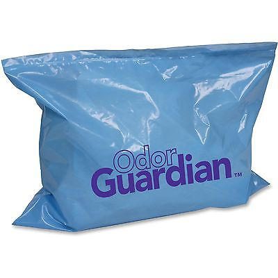 STOUT Odor Guardian Bag, 5 gal, 2 mil, 16 x 12, Blue, 500/CT GD1612B20