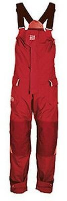 """Plastimo - Salopette """"offshore"""" Rouge Taille M - #11689"""