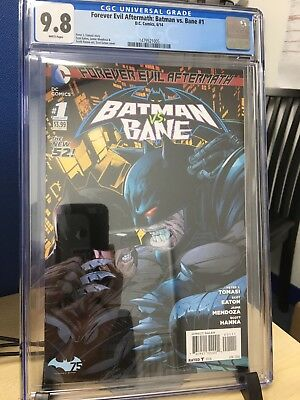 Batman Vs. Bane CGC 9.8